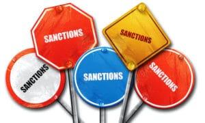4 groupes de sanctions disciplinaires
