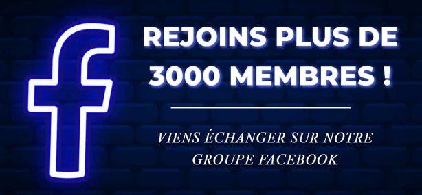 Facebook - 3000 membres concours DGFIP